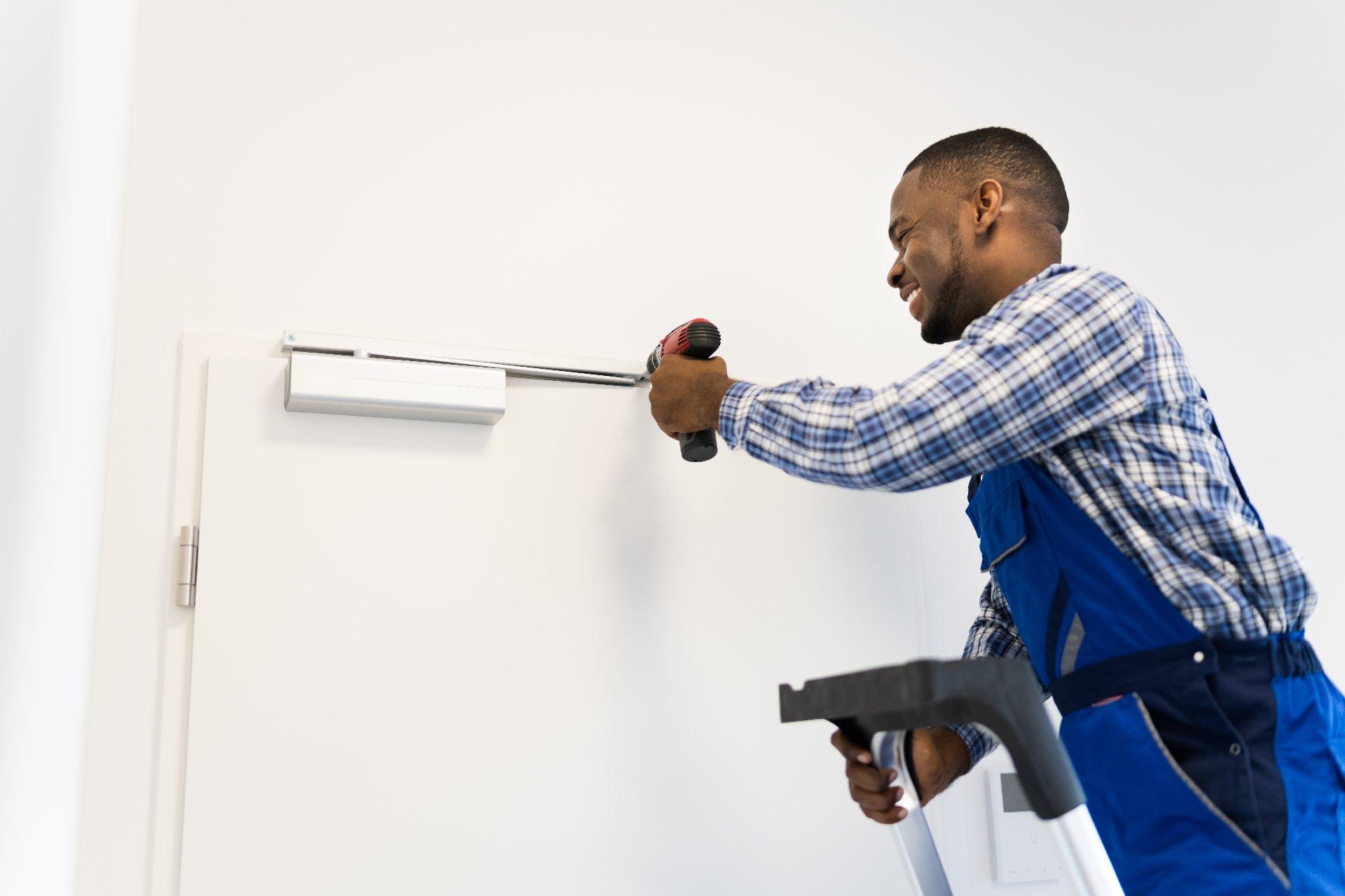 horton automatics door services door maintenance contracts