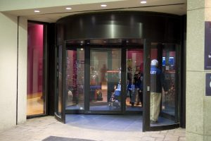 Big Size Revolving Door