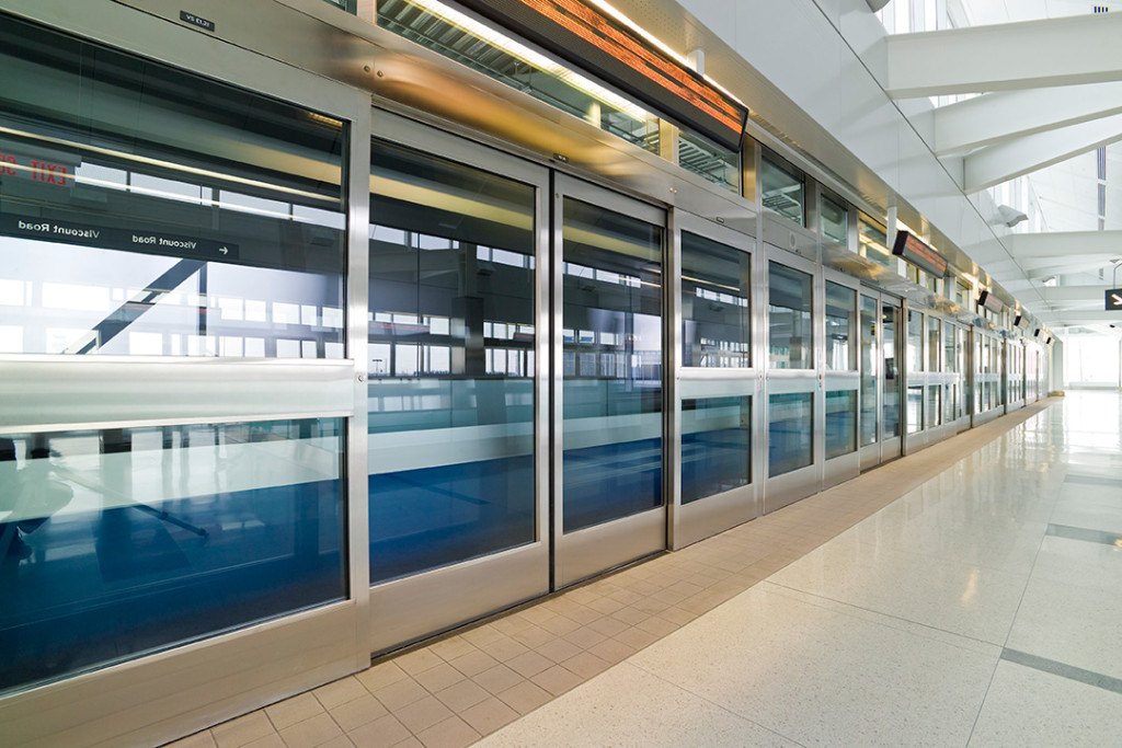 Platform Screen Doors Ottawa Automatic Doors Customized
