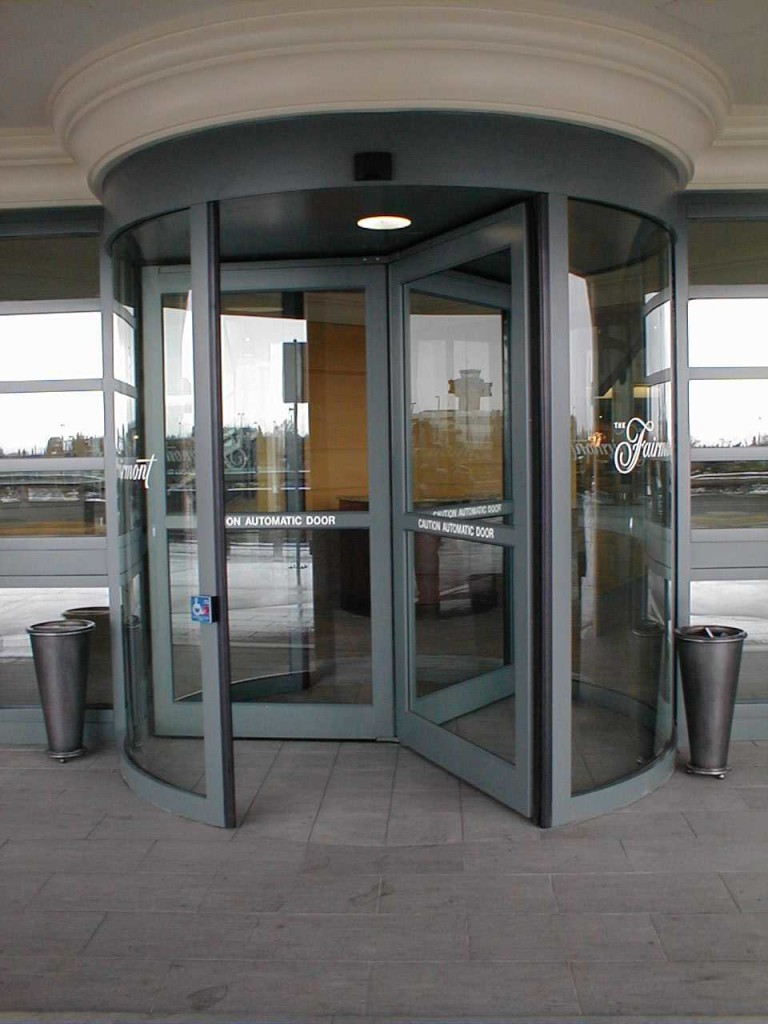 Automatic Revolving Doors Systems In Ottawa