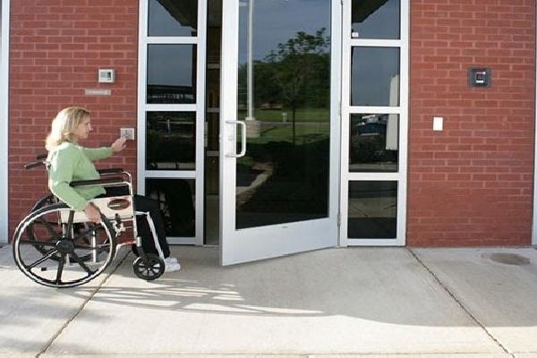 horton automatics handicap doors
