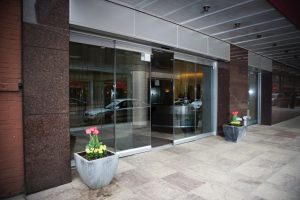 Automatic Sliding door Burlington, London, Ottawa By Horton Automatics of Ontario