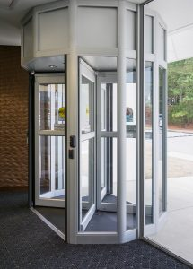 Entrance Revolving Door