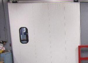 Horton Automatics applications industrial doors